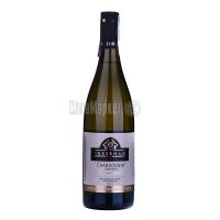 Вино Inkerman Shardonnay сухе сортове біле 0.75л х6