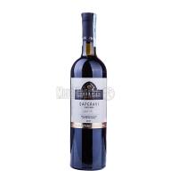 Вино Inkerman Saperavi сухе сортове червоне 0.75л х6