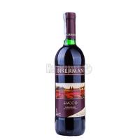 Вино Inkerman Буссо напівсолодке червоне 0.75л