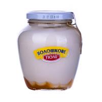 Йогурт Волошкове поле  Десертний Абрикос 2,8%  с/б 350г х6