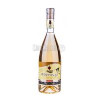Вино Коблево Франческа біле напівсолодке 0.7л х6
