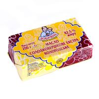 Масло солодковершкове Екстра Вологодське  82,5% 200г