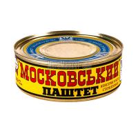 Паштет Онисс Московський 240г х48