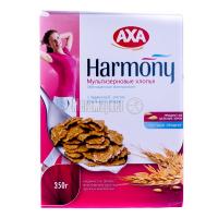 Пластівці Axa Harmony Natural 350г х12