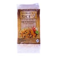 Локшина World`s rice рисова 400г х24