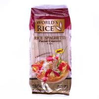 Макарони World`s спагетті рисові 400г х6