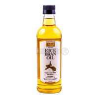 Олія Rice bran oil рисова 1л