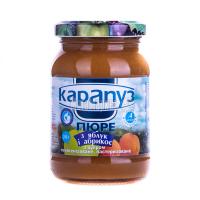 Пюре Карапуз яблуко-абрикос 190г х12