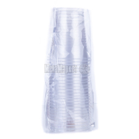 Склянки одноразові Помічниця 200мл 25шт х6