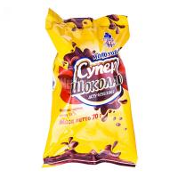 Морозиво Рудь Супер Шоколад 70г х30