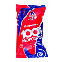 Морозиво Рудь 100% морозиво стаканчик 70г х30