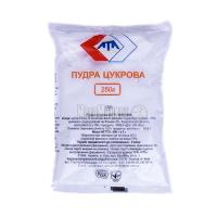 Пудра цукрова АТА 250г х30