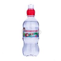 Вода мінеральна Моршинська Спортик н/г 0,33л х24