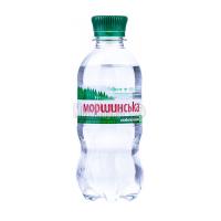 Вода мінеральна Моршинська сл./г 0,33л х24