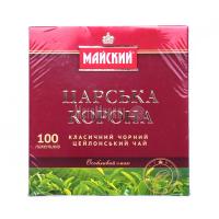 Чай Майский Царська корона 100*2г х6
