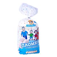 Морозиво Геркулес Пломбір суперсімейка 1000г х12