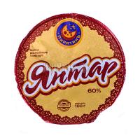 Сир плавлений Янтар 60% Пірятин 100г х24