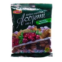 Асорті Аромикс ягідно-горіхове мигдаль-журавлина 150г х10