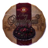 Торт ХБФ Харківський шоколадно-вафельний 1500г х6