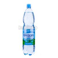 Вода Оболонь Прозора негазована 1,5л х6