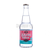 Напій Оболонь Джин Тонік с/б 0.33л