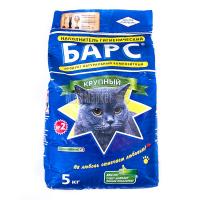 Наповнювач для котів Барс №2 5кг лаванда х6