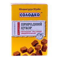 Цукор Солодко Природний пресований 0,5кг х20