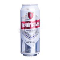 Пиво Чернігівське Безалкогольне з/б 0.5л