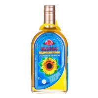 Олія Golden Kings соняшникова нерафінов. хол. прес. 0,5л