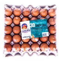 Яйця курячі Від Доброї курки Київські 30шт х10