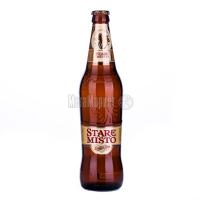 Пиво ППБ Старе Місто світле 0,5л
