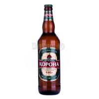 Пиво ППБ Галицька корона с/б 0,65л