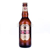Пиво Перша Приватна Броварня Бочкове с/б 0,5л х20