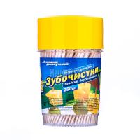 Зубочистки Фрекен Бок 250шт