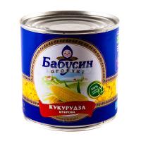 Кукурудза Бабусин Продукт 420г