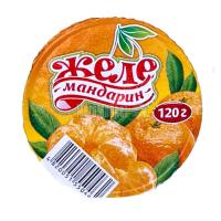 Желе Chigrinoff Желік мандарин 120г х24