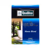 Чай Qualitea Blue Label 100г х10