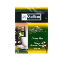 Чай Qualitea Зелений з листами жасмину 100г х30
