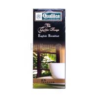 Чай Qualitea English Breakfast 25*2г х12
