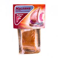Масляна Флагман Есколар філе-шматок холодного копчення зі шкірою 300г