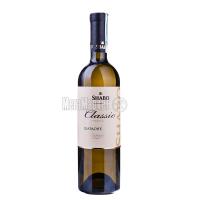 Вино Шабо Шардоне біле сухе 0,75л х6