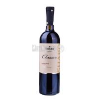 Вино Шабо Классік Каберне червоне сухе 0.75л х6