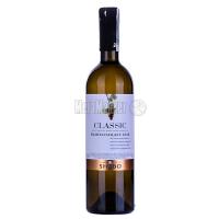 Вино Шабо Класика біле нап/сол. 0,75л