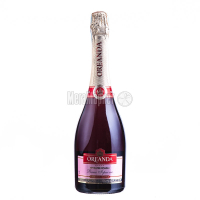 Вино ігристе Oreanda Мускатне рожеве напівсолодке 0.75л х6