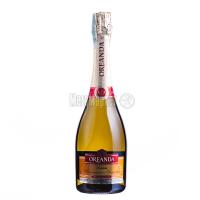 Вино ігристе Oreanda біле напівсолодке 0.75л