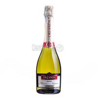 Вино ігристе Oreanda біле напівсухе 0.75л х6