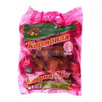Картопля Агрохолдінг відбірна п/е 2,5кг / шт