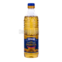 Олія соняшникова Чумак Золота рафінована 0,5л