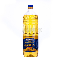 Олія соняшникова Чумак Золота рафінована 2л