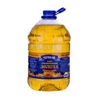 Олія соняшникова Чумак Золота рафінована 5л